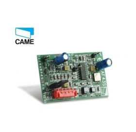 Card plug-in cu frecventa radio, CAME, 001AF43S