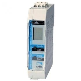 Detector tip Inductor bucla, 2 canale, pentru automatizari,CAME 009SMA2
